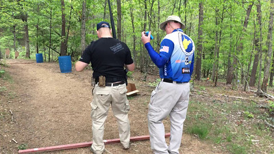 May 2014 Peacemaker 3 Gun Match