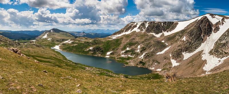 Gardner Lake, Beartooth Highway, Wyoming