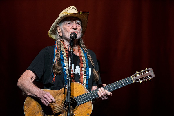 Willie Nelson April 18, 2018