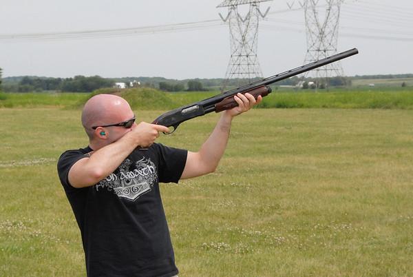 Dev Team Trap Shooting 2012