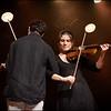 """Fête du violon 2013 - Luzy (58)<br /> Frederic Thomas - Fete du violon 2013 -  """"Les violons danseurs"""", V. Basset , G. Lenoir."""