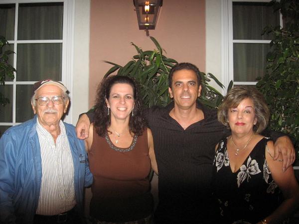 Dad, Dawn, Dana, Carol Jesse Graduation Oct 2006
