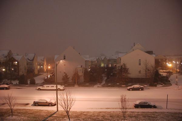 DC Snowstorm 2009