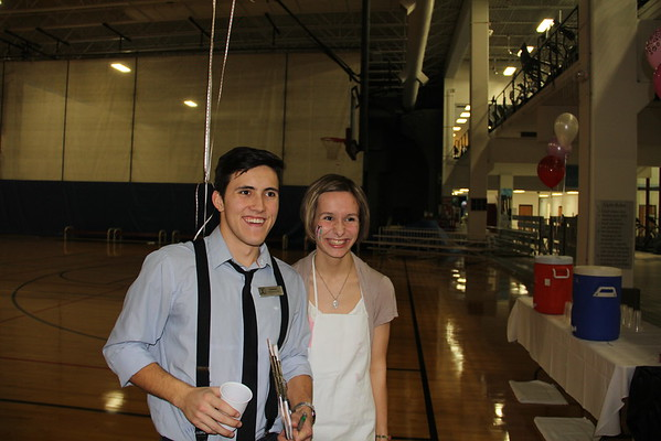 Nampa Recreation Father Daughter Dance 2015