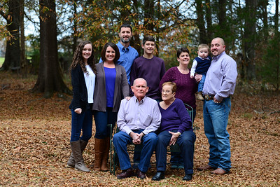 jennifer Gilstrap and Family 2014