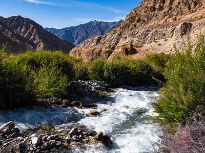 The trek  - landscapes