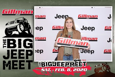 February 08, 2020 - The Big Jeep Meet 2020