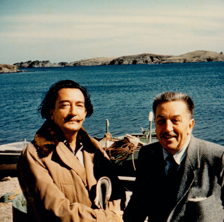 The Disney-Dali connection explored in new exhibit at Walt Disney Family Museum