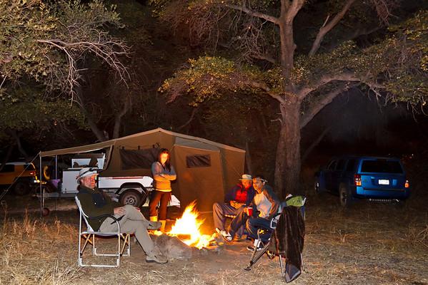 Dragoons Camp 2010