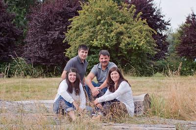 Ness Family 2012