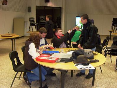 2005-12-13 Team Meeting - Lego Mindstorms Part - 1
