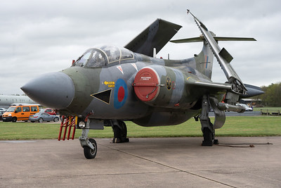 Ex RAF bucc XW544
