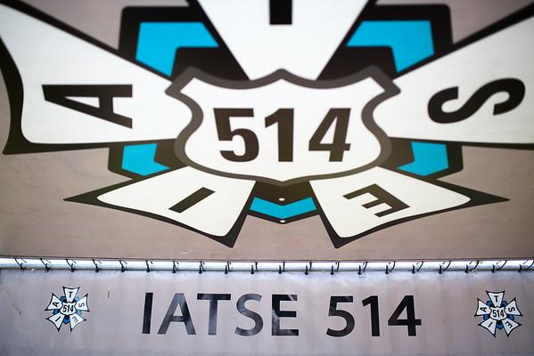 IATSE - Visite de M. Loeb