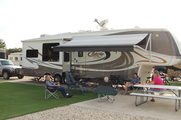 Journal Site 134: Buckhorn Lake Resort, Kerrville, TX -- Oct. 4, 2009