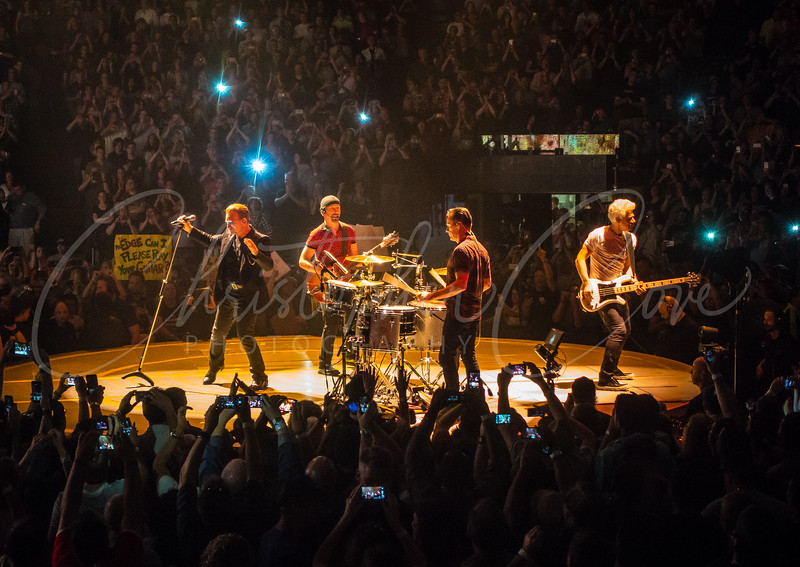 U2 in Toronto 2015
