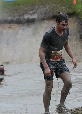 Tough Guy Mud Runs