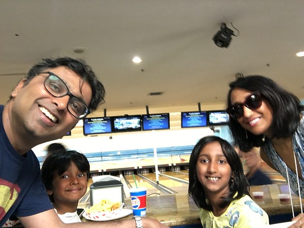 Arjun turns 6