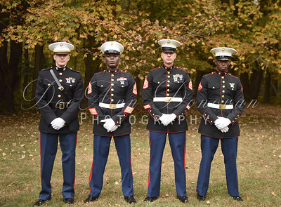 Marine Corps Funeral Honors