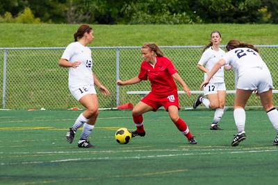 2014-15 Women's Soccer