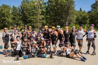 9.14.19 Mount Shasta Scrimmage & Skate Park