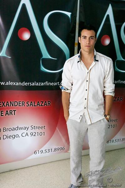 20110522- Alexander Salazar - White Birthday