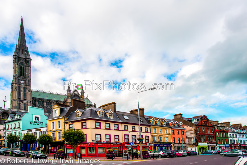 Ireland, Cobh, Queenstown