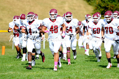 Lock Haven University Football v. Cheyney 10.18.14