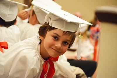 Carson Anderton K5 Graduation