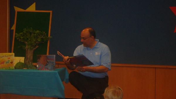 National Library Week: Communities Thrive Storytime Readers 2010