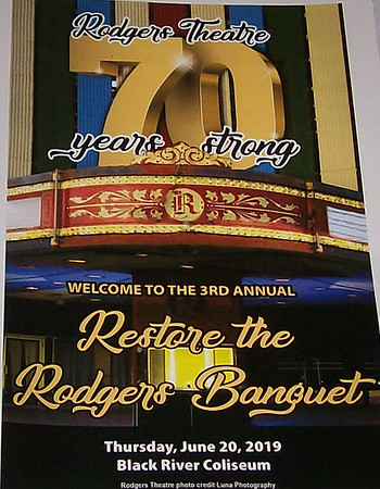 2019 06 20 Rodgers Theater Annual Banquet