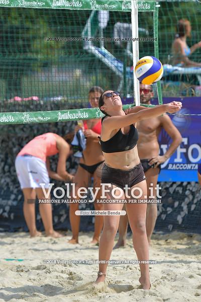 presso Zocco Beach PERUGIA , 25 agosto 2018 - Foto di Michele Benda per VolleyFoto [Riferimento file: 2018-08-25/ND5_8739]