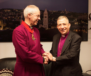 Visit By the Archbishop of Canterbury