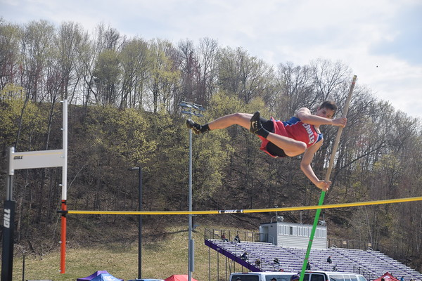 Panther Invitational track meet, May 3rd, 2019