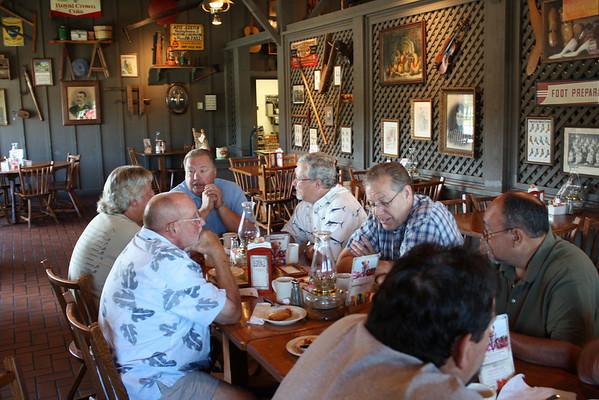 Old Fart's Breakfast 7/6/2011