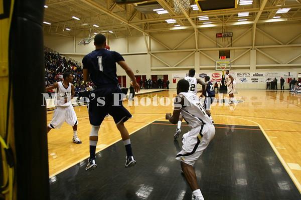 UAPB vs Jackson State Basketball