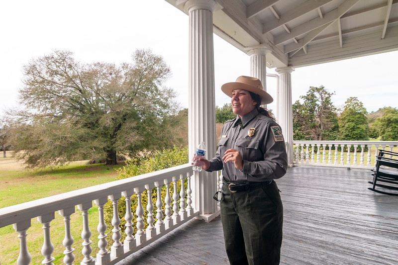 Redcliffe Plantation State Historic Site in Beech Island, SC