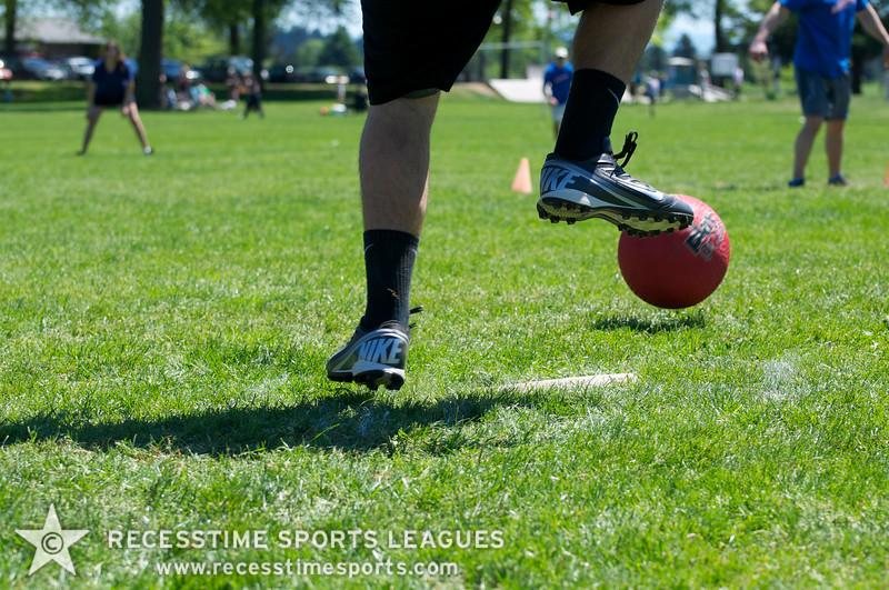 Recesstime Sports Leagues Portland Kickball Spring 2013 Dodgeball Bowling Ping Pong Mushball - 026
