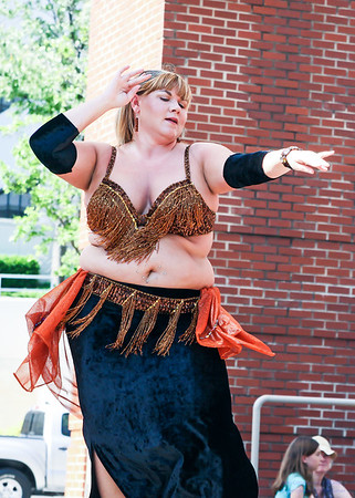 2012 Rossini Festival - Bellabelly Dancers