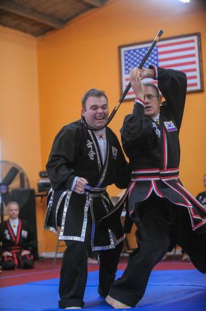 4th Dan Competition, WKSA World Championship 2014-10-10