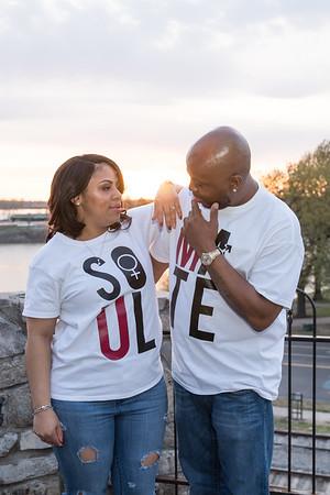 Shaun & Kistal Engagement Pics