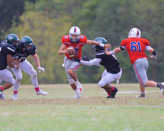 Prep Football vs Trinity Episcopal - Oct 12   Part 2