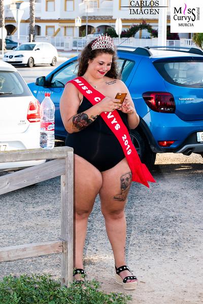Sesión Miss Curvys Murcia 2020