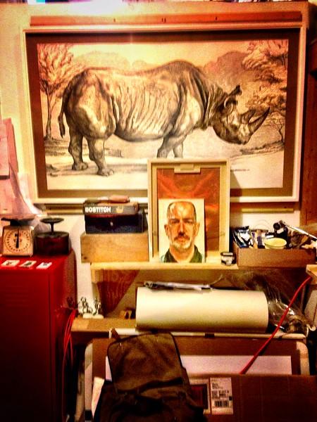 Gowanus Art Project - Artist Studio