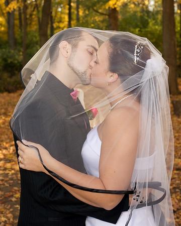Andrea and Ryan's Wedding Nov. 3 2007