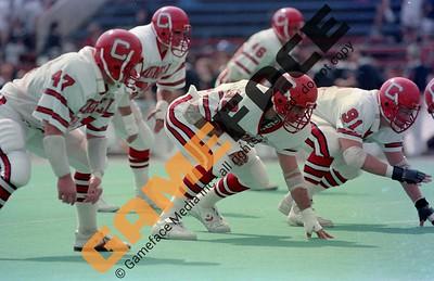 1985-1986 Men's Football