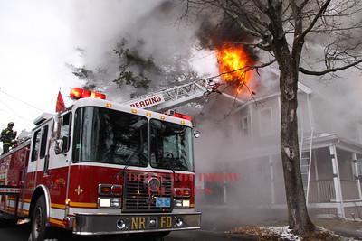 Wakefield, MA - 3rd Alarm, 52 Lake Street, 12-2-12