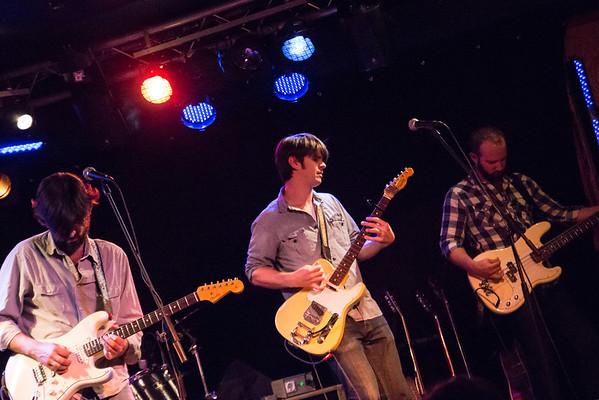 The Band of Heathens - Biljardkompaniet Kristianstad, Sweden