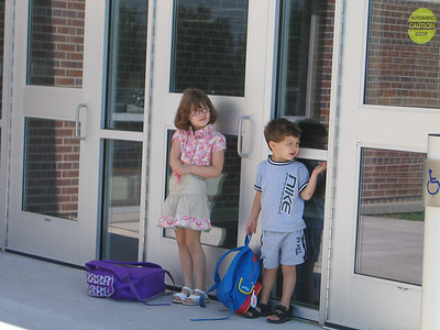 2006 Sep - 1st Day of School