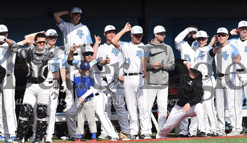 Butler vs Seneca Valley baseball at Raider Field at Seneca Valley
