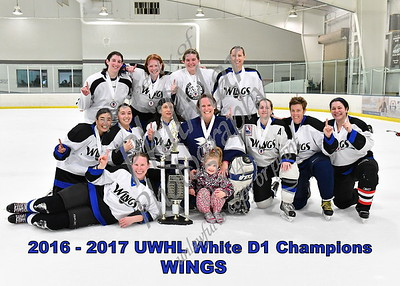 White D1 Championship - Wings vs Voodoo